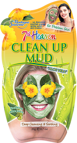 Clean Up Mud