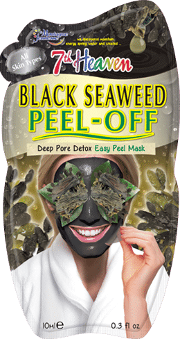 Black Seaweed Peel Off