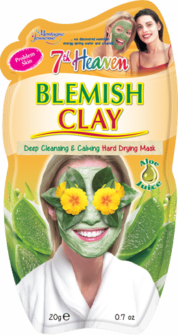 Blemish Clay Mask