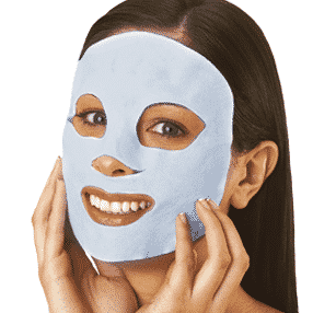 Fabric Clay Infused Masks