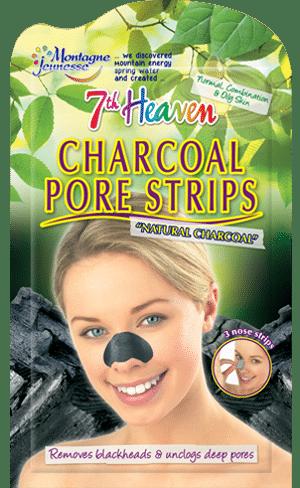 Charcoal Pore Strips