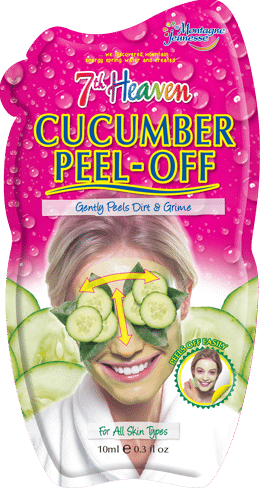 Cucumber Peel Off