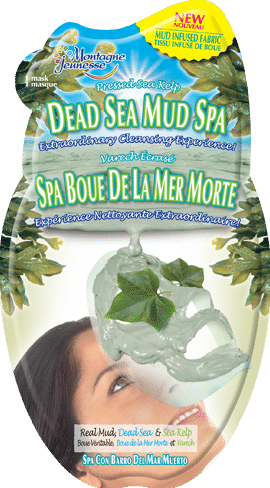 Dead Sea Mud Clay Spa