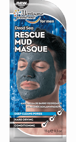 Dead Sea Rescue Mud Masque