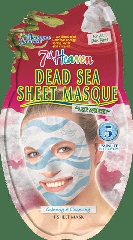 Dead Sea Sheet Masque