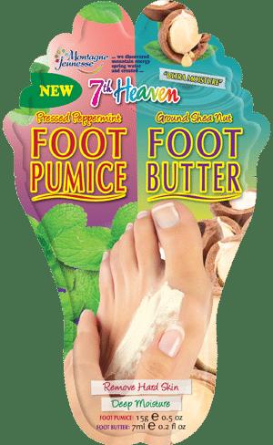 Foot Pumice & Foot Butter