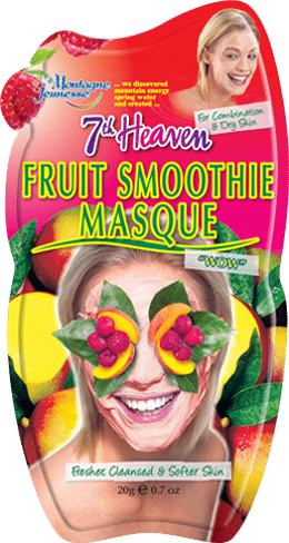 Fruit Smoothie Masque