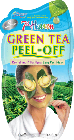 Green Tea Peel Off