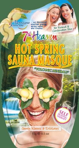 Hot Spring Sauna Masque