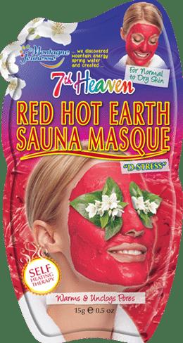 Red Hot Earth Sauna Masque