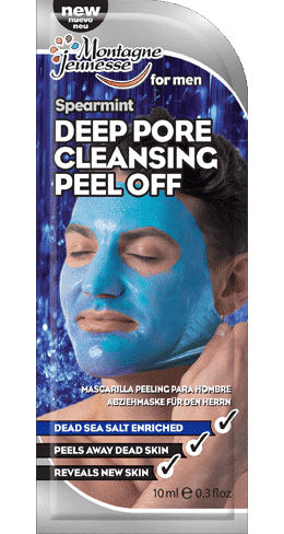 Mens Peel Off Mask