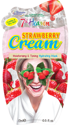 Strawberry Cream Mask