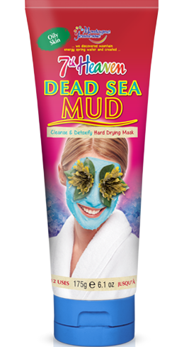 Dead Sea Mud Tube
