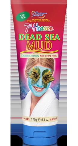 Dead Sea Mud Tube