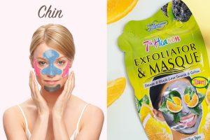 Chin - exfoliate