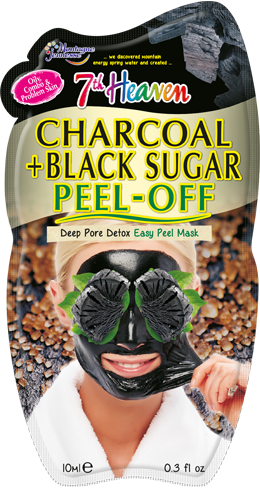 Charcoal & Black Sugar Peel-Off