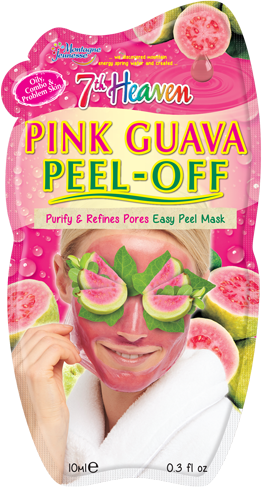 Pink Guava Peel-Off