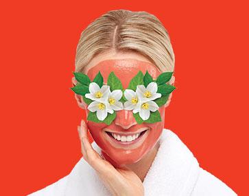 Self Heating Masks