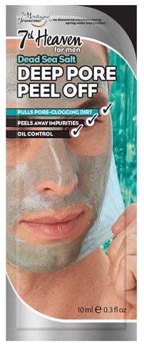 Men's Deep Pore Peel-Off Mask