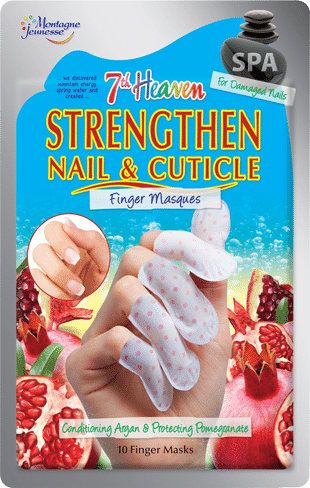 Strengthen Nail & Cuticle Finger Masques