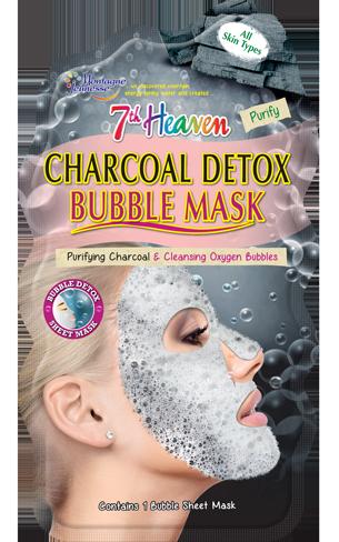 3d579e57305 7th Heaven Charcoal Detox Bubble Mask   7th Heaven   Montagne Jeunesse